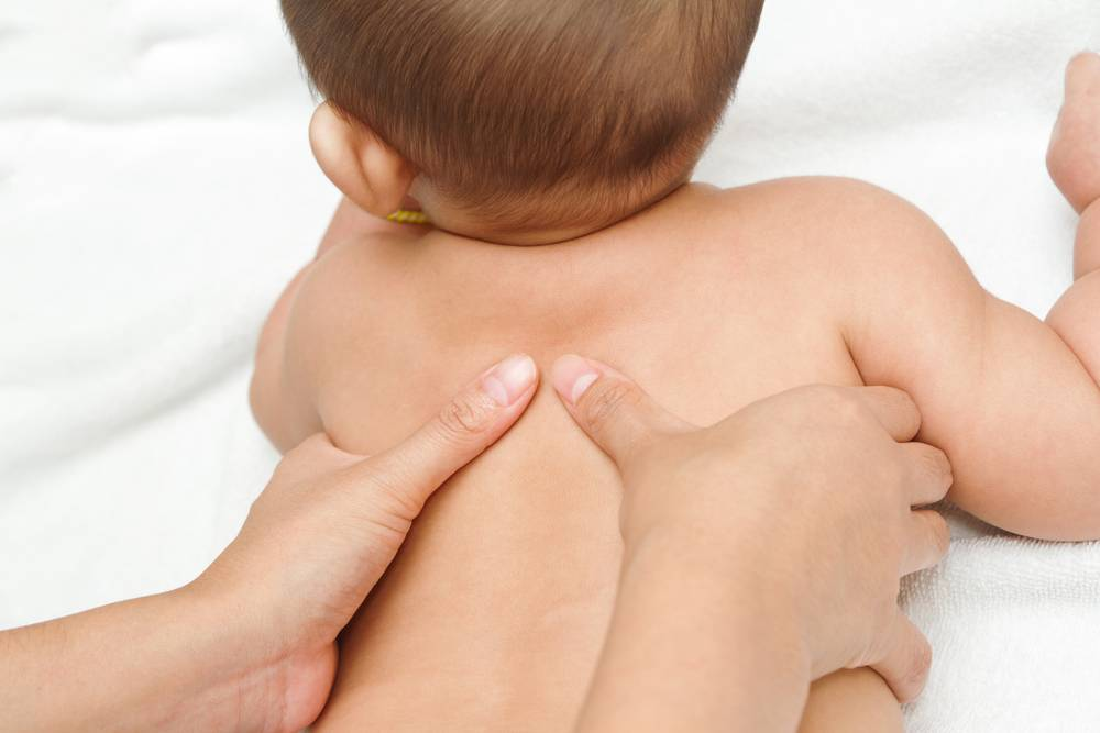 identifying spinal cord injuries in infants